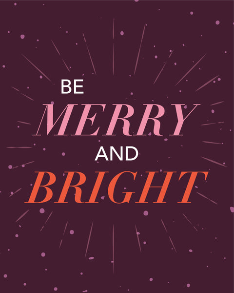 Be Merry and Bright E-Gift Card