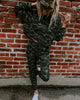 Troop VICI Pocketed Cotton Camo Joggers