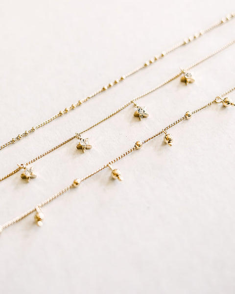 OLIVE + PIPER - Milky Way Necklace Trio