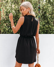 We Find Love Sleeveless Dress - Black view 2