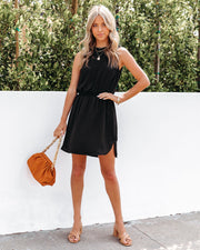 We Find Love Sleeveless Dress - Black view 1