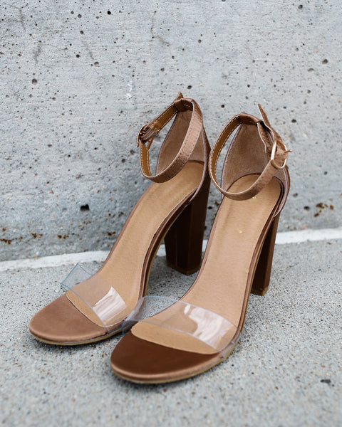 Carrie Heel - Bronze