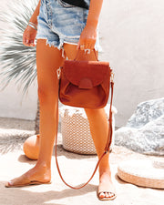 Alana Crossbody Handbag - Tan view 2