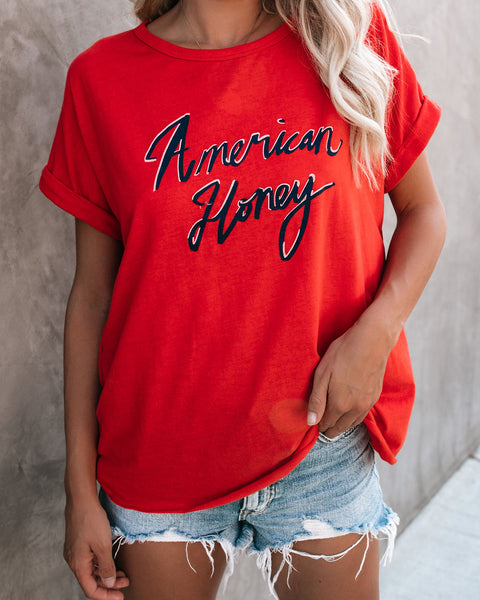 American Honey Relaxed Tee