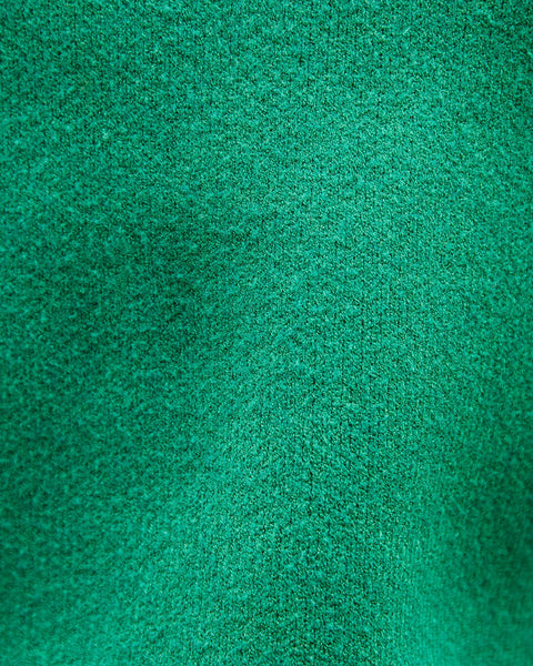 Amsterdam Mock Neck Sweater - Kelly Green