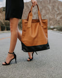 Francesca Everyday Tote - Tan