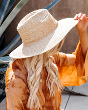 Aussie Straw Hat - Natural view 3