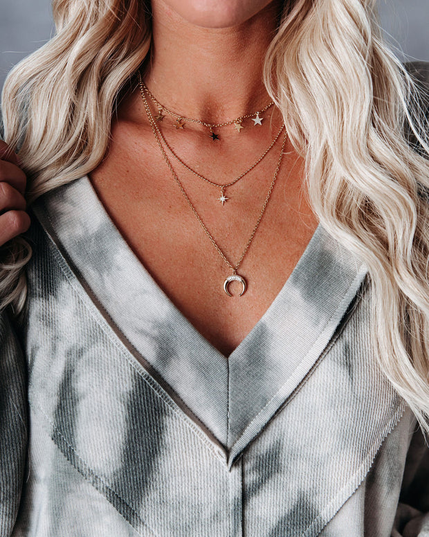Best Of Both Worlds Layered Necklace