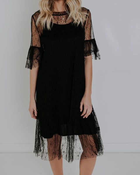 Circe Lace Dress - FINAL SALE