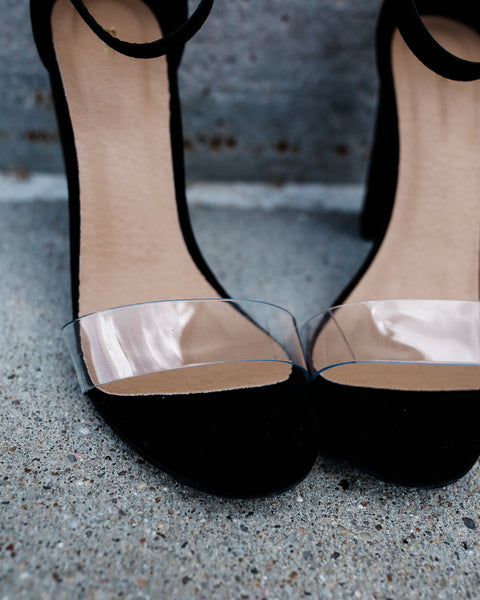 Carrie Heel - Black