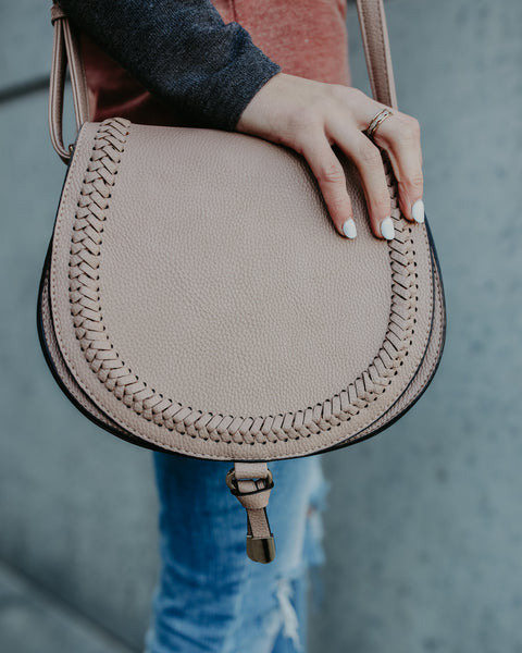 Serendipity Crossbody Bag - Taupe