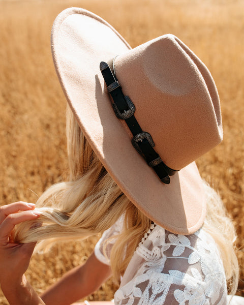 Boone Belted Hat