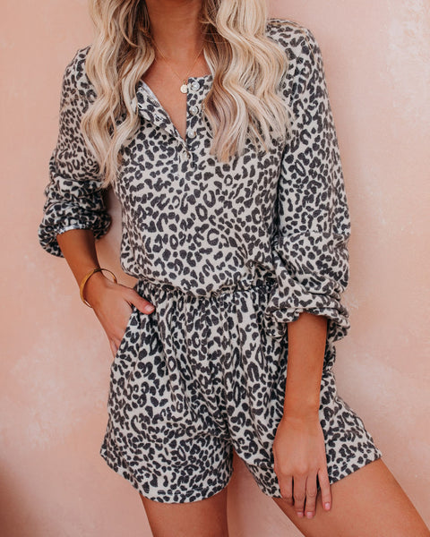 Born This Way Pocketed Knit Romper