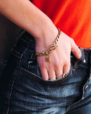 Bracha - Lock It Bracelet view 3