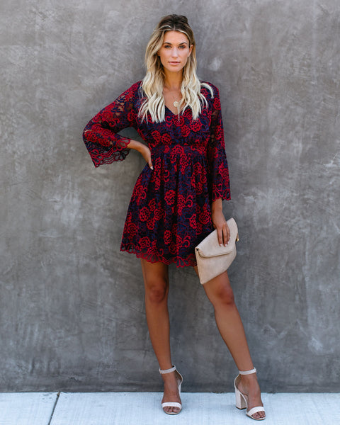 Brick House Lace Dress