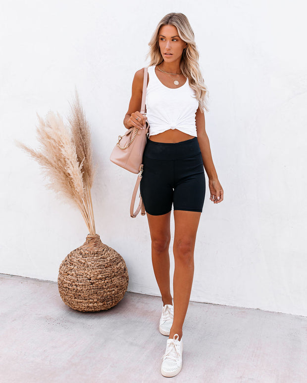 Busy Babe Biker Shorts