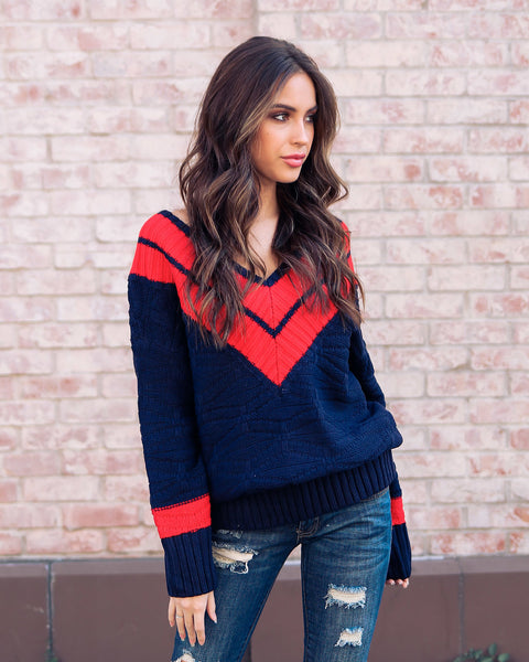 Polo Fields Cotton Sweater