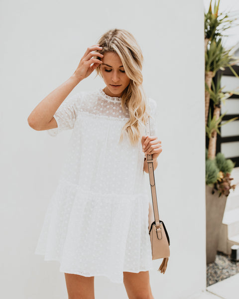 Canyon Ranch Eyelet Dress