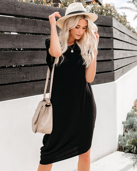 Casual Feelings T-Shirt Dress