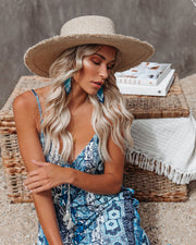 Chantelle Straw Sun Hat view 4