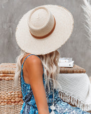 Chantelle Straw Sun Hat view 3