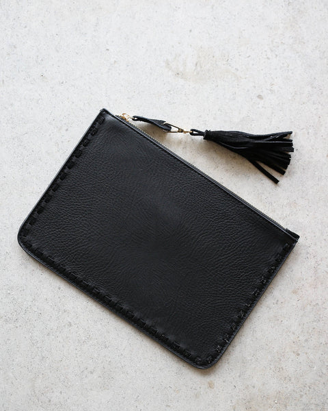 Day Of Zest Clutch - Black