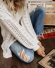 Colleen Button Down Knit Cardigan