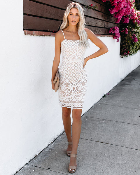Colmar Lace Dress