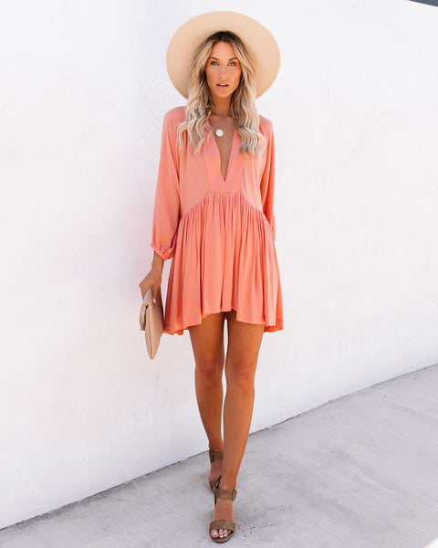 Cool For The Summer Babydoll Dress