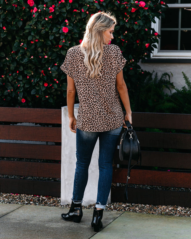 Cougar Short Sleeve Blouse