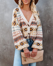 Country Cottage Button Front Relaxed Cardigan