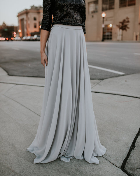 Heaven & Earth Maxi Skirt