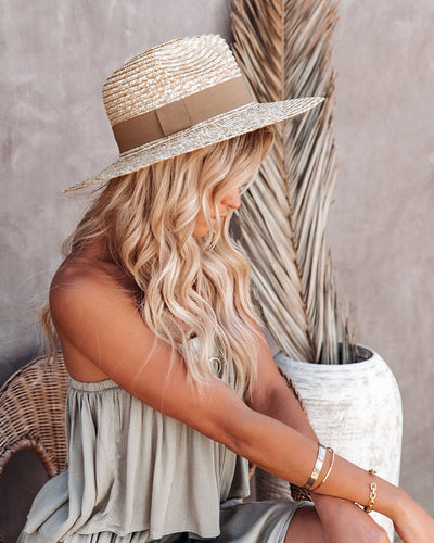 Denver Straw Hat