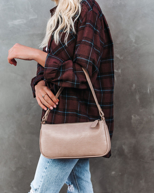Dominique Crossbody Handbag - Natural view 4