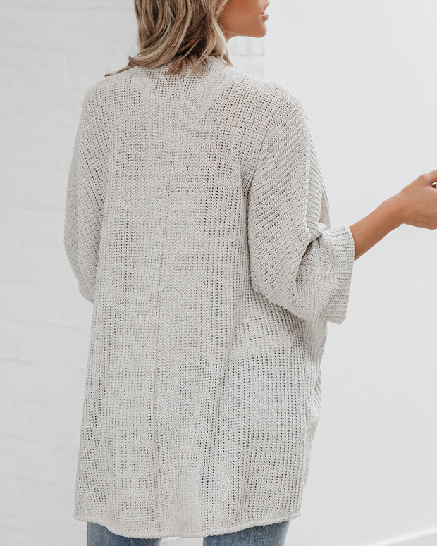 East Coaster Dolman Knit Cardigan