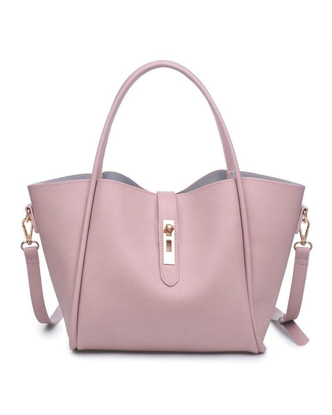 June Handbag - French Rose