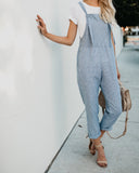Hickory Pocketed Overalls - FINAL SALE