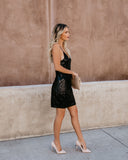 Highest Caliber Sequin Dress - FINAL SALE