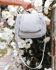 Highland Bag - Dove Grey view 5
