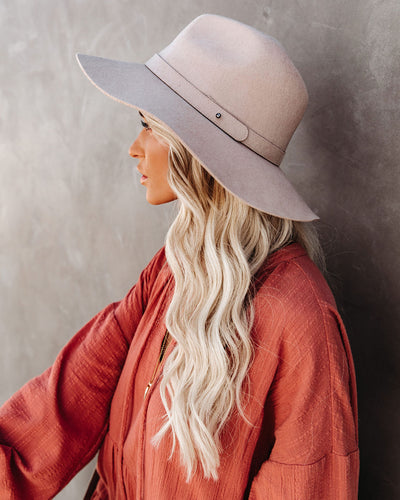 Hillside Hat - Beige