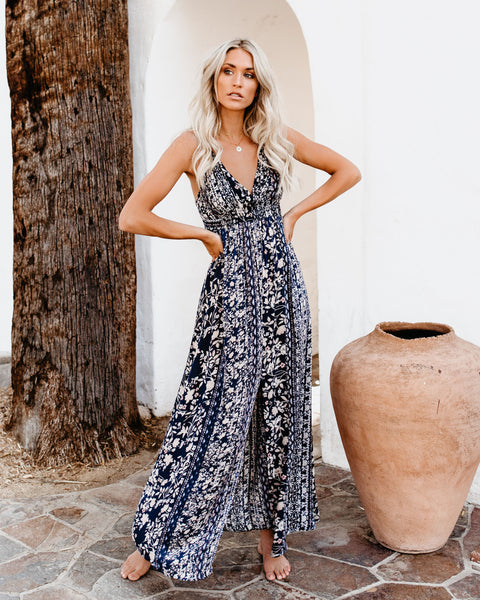 Isle Adjustable Maxi Dress