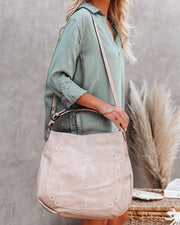 Jolie Suede Hobo Bag view 2