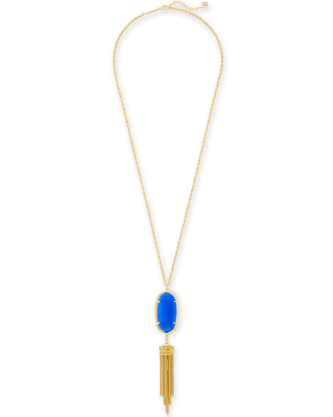 KENDRA SCOTT - Rayne Necklace In Cobalt