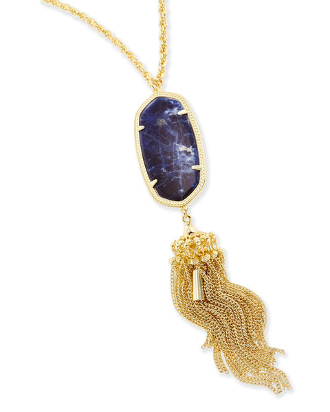 Kendra Scott - Rayne Necklace In Blue Sodalite