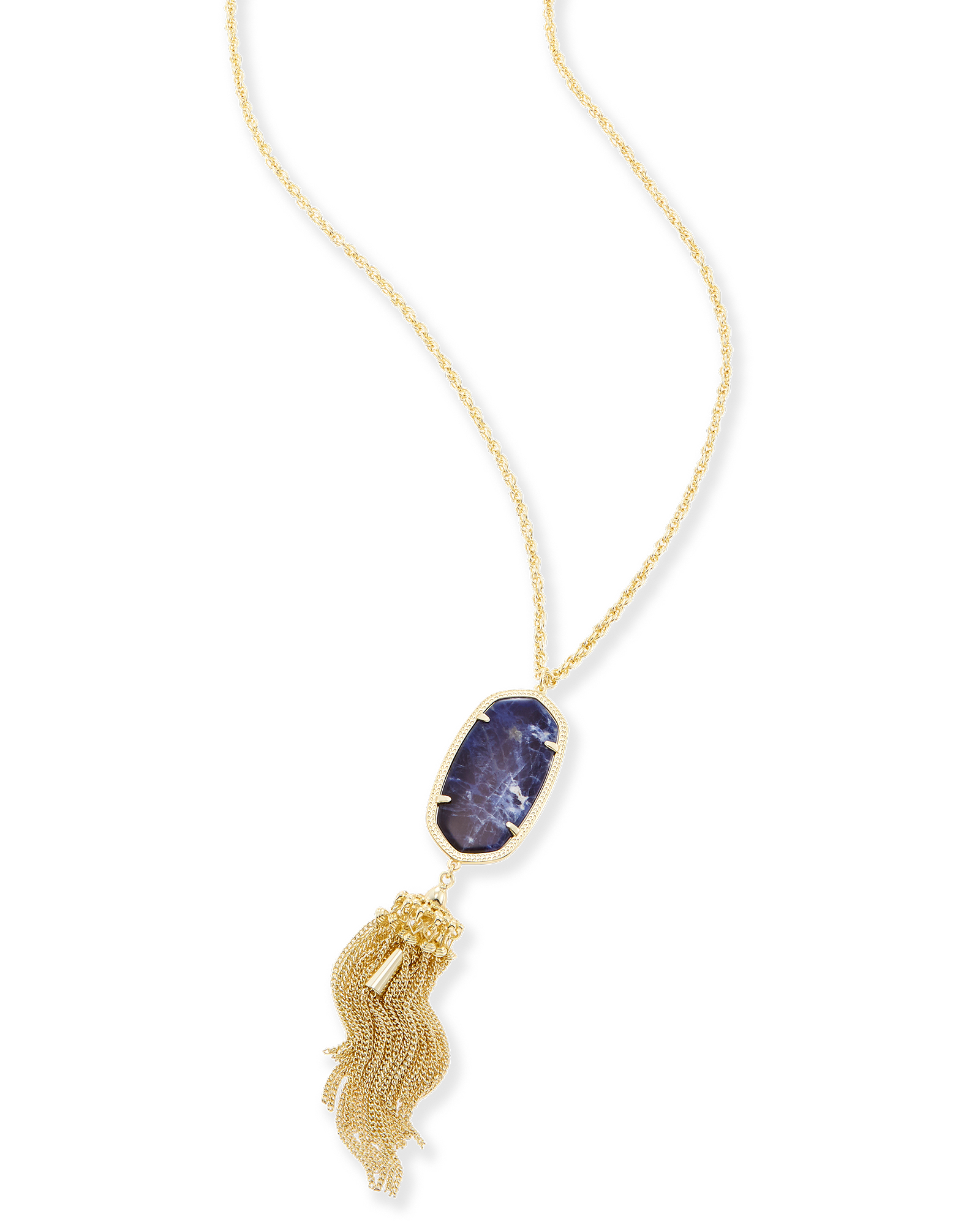 Kendra scott rayne necklace in blue sodalite vici kendra scott rayne necklace in blue sodalite aloadofball Images