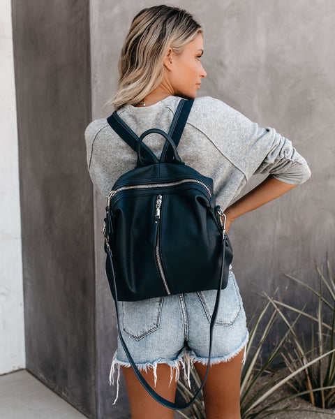 Kenzie Backpack - Navy
