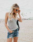 Life's A Breeze Knit Tank