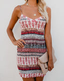 Knockout Smocked Dress - FINAL SALE