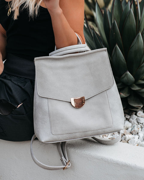 Lynn Backpack - Grey