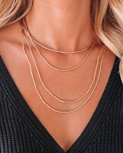 Mara Versatile Wrap Necklace